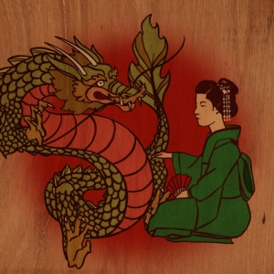 Doragon Geisha