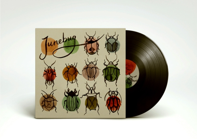 Junebug Vinyl-Record copy