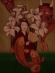 Koi Oni Geisha